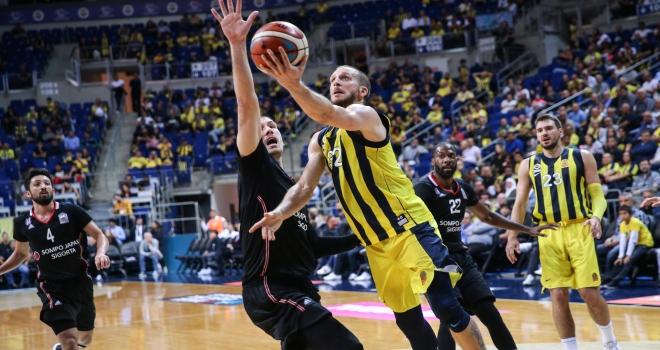 Potadaki derbinin galibi Fenerbahçe