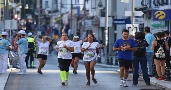 1. Çağdaş Bodrum Yarı Maratonu