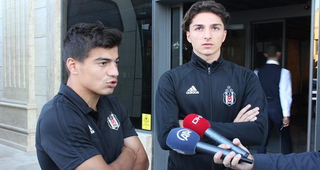 Beşiktaştan 21 yaş altı takımına yapılan saldırıya kınama