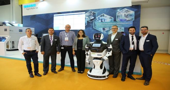 Siemensin MindSphere uygulaması MAKTEK Fuarının gözdesi oldu
