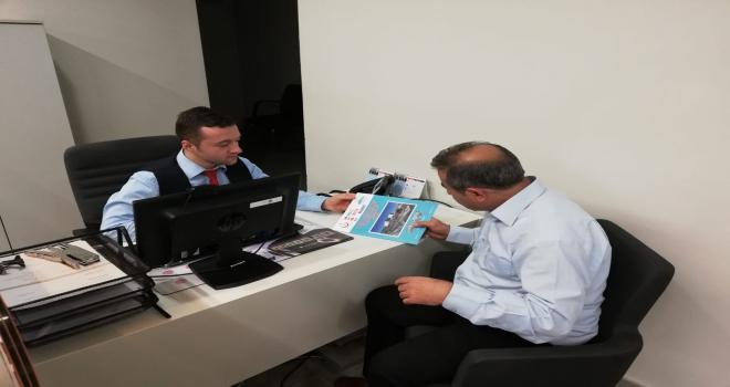 Yozgat Şehir Hastanesinden hastalara sosyal hizmet