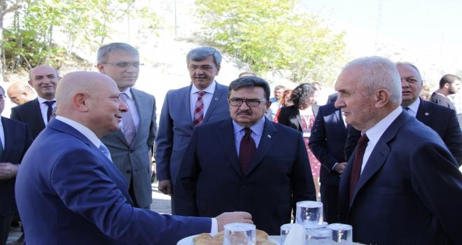 Beypazarı Meslek Yüksekokulu ek binası açıldı