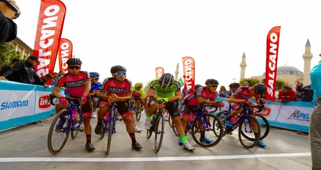 54. Cumhurbaşkanlığı Türkiye Bisiklet Turu başladı