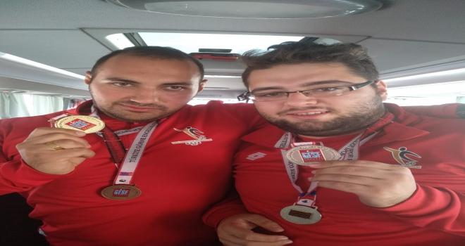 Yenimahalle Belediyesi özel sporcularının başarısı