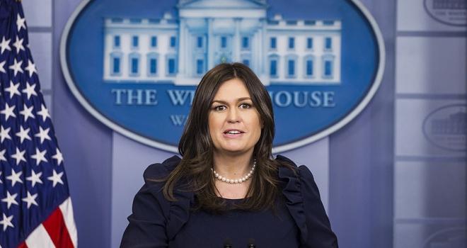 Beyaz Saray Sözcüsü Sanders: Suudi yönetimi soruşturma sürecinde şeffaf olmalı