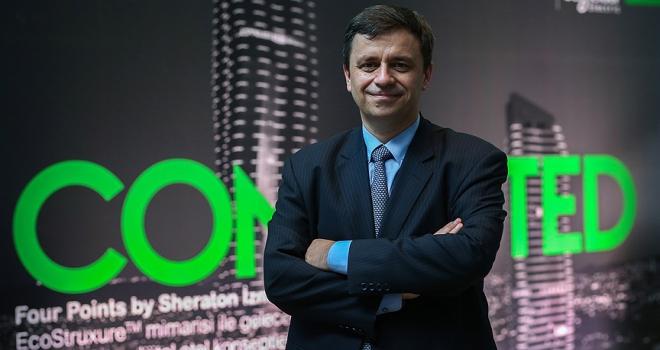 Schneider Electric Dünya Başkan Yardımcısı Remont: Türkiyeye yatırıma devam edeceğiz