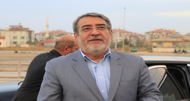 İran İçişleri Bakanı Fazli Konyada
