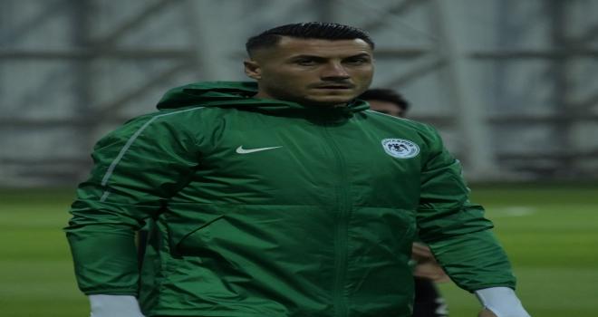 Atiker Konyasporda Çaykur Rizespor maçı hazırlıkları