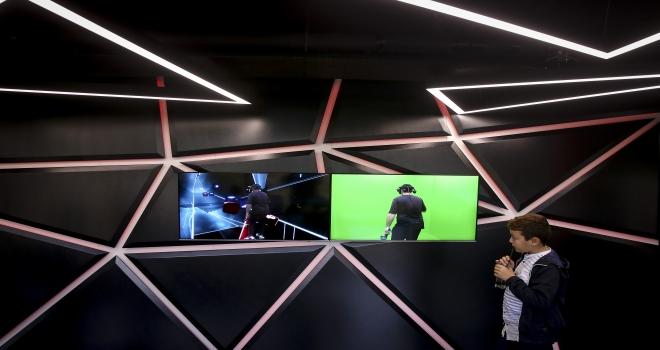Monster oyun bilgisayarları Ankaralı oyunseverlerle buluştu