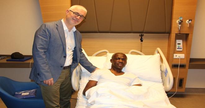 Sivassporlu Kone, ameliyat edildi