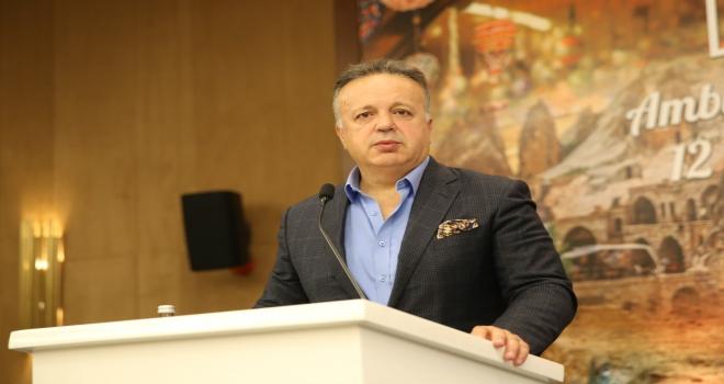 AB Türkiye Delegasyonu, AK Partiyi ziyaret etti