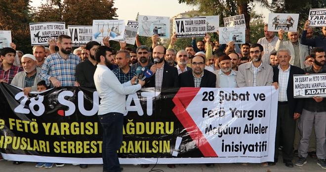 28 Şubat siyasi yargı kararları iptal edilsin talebi