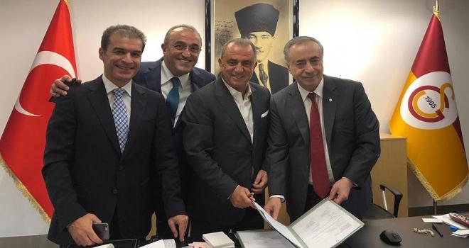 Galatasaray, Fatih Terimin sözleşmesini uzattı