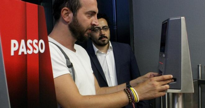 Süper Ligde cep telefonu uygulamasıyla maçlara giriş arttı