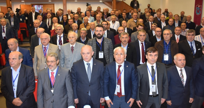 Trabzonsporda divan genel kurulu 26 Ekimde