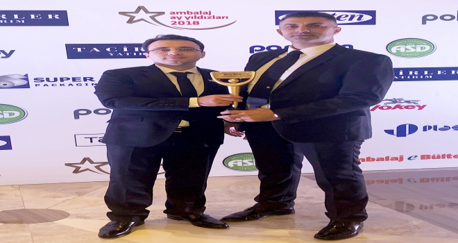 Opet AdBlueya ambalajda Altın Ödül