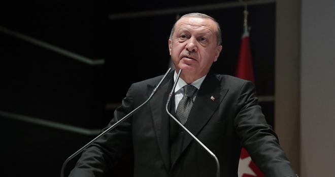 Cumhurbaşkanı Erdoğan: CHPyi kurtarmamız lazım