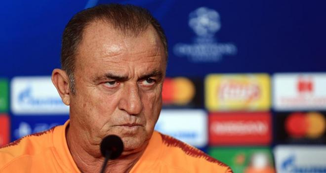 Galatasaray Teknik Direktörü Terim: Kazanmak için her şeyi yapacağız