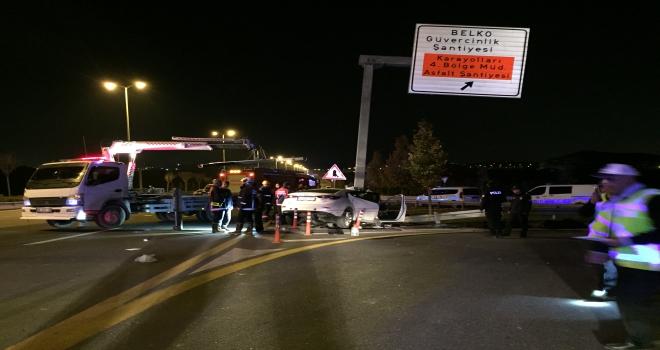 Aynı aileden 4 kişi trafik kazasında yaşamını yitirdi