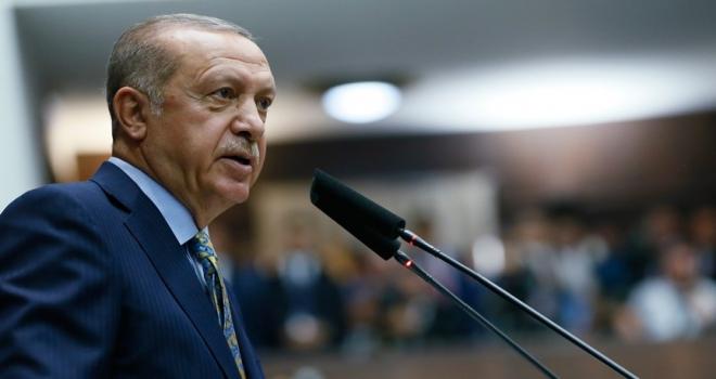 Erdoğanın grup konuşması Arapça ve İngilizce yayımlanacak