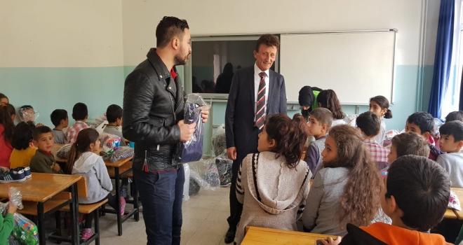 Kızılcahamam'da 280 öğrenciye yardım