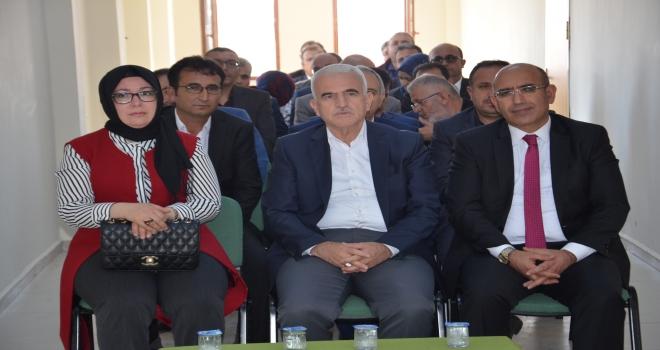 Karaman'da sanal gerçeklik Arapça dil sınıfı açıldı
