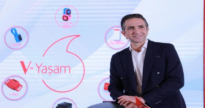 Vodafone yeni akıllı ürün ailesini tanıttı