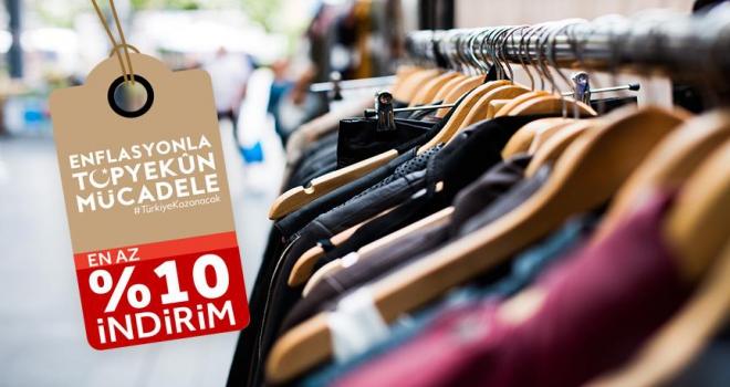 İzmirde enflasyonla mücadele için 47 ürüne indirim