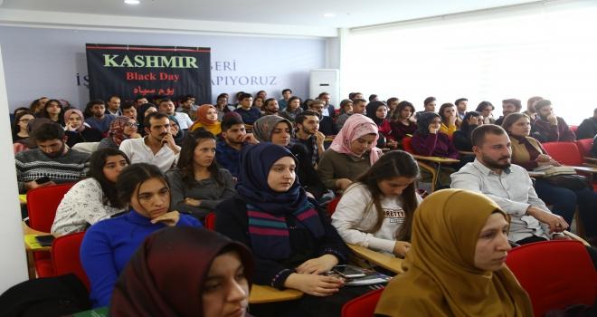 Kanayan yara, Keşmir konferansı