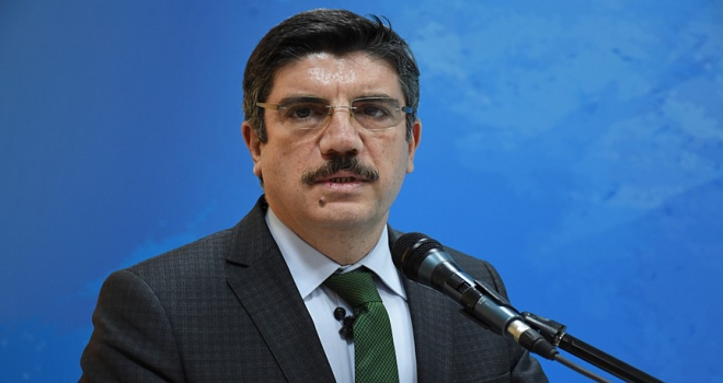 AK Parti Genel Başkan Danışmanı Aktay: Asıl hedef Türkiyeydi