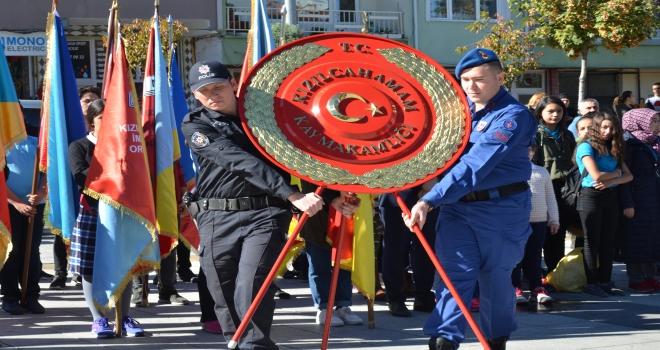 29 Ekim Cumhuriyet Bayramı kutlanıyor