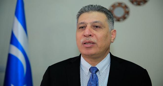 ITC Başkanı Erşet Salihi: Bağdatta Cumhurbaşkanı Yardımcılığı görevine talibiz