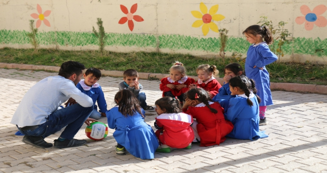 KYKdan Kardeş Okul projesi