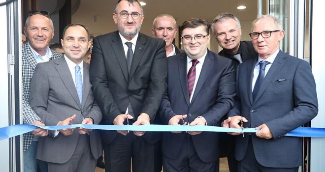 Halkbank, Sırbistandaki ilk dijital şubesini açtı
