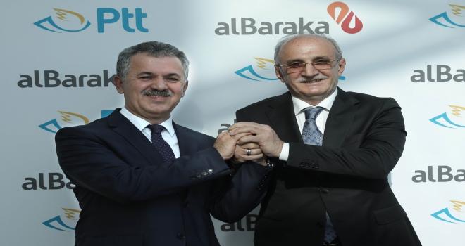 Albaraka Türkten PTT ile iş birliği