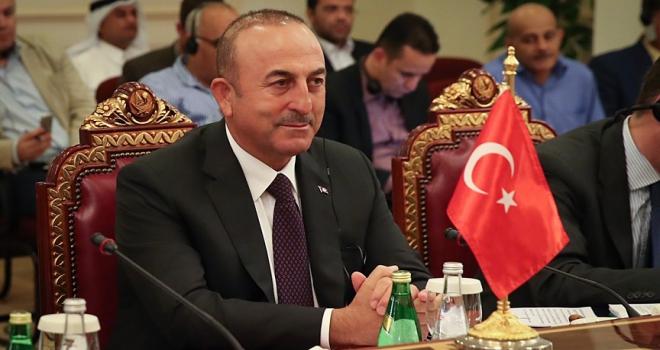 Dışişleri Bakanı Çavuşoğlu: Katar ile ilişkilerimiz her alanda mükemmel düzeyde