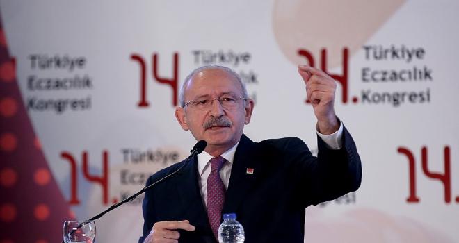 CHP Genel Başkanı Kılıçdaroğlu: Bir sözünüz varsa o sözün ilk kelimesi demokrasi olmalıdır