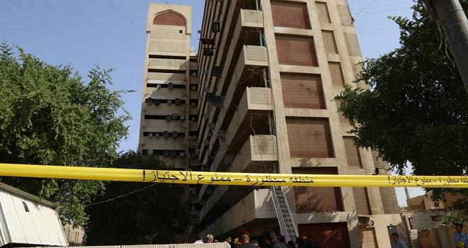 Bağdatta patlamalar: 8 ölü, 16 yaralı