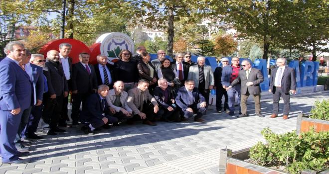 Gazeteci cemiyet başkanları Beypazarında buluştu