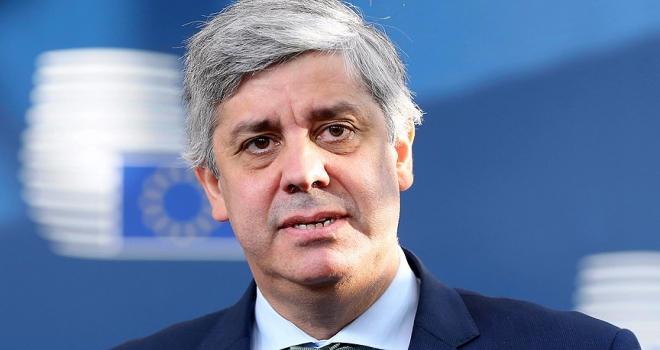 Avro Grubu Başkanı Centeno: İtalyanın mali kurallarımıza uygun adım atmasını umuyoruz