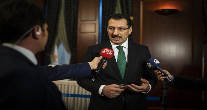 AK Partide ilk gün 127 kişi başvuruda bulundu