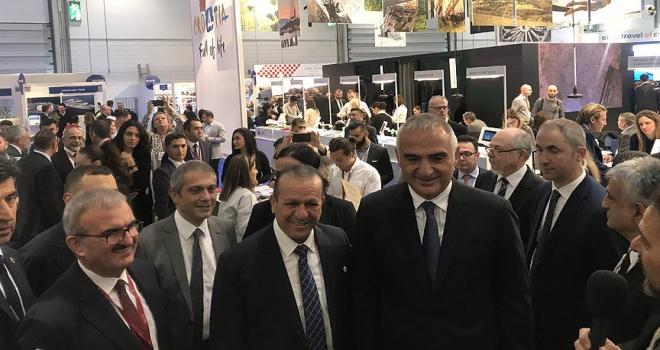 Kültür ve Turizm Bakanı Ersoy: Turist sayısında 40 milyonu geçeceğiz