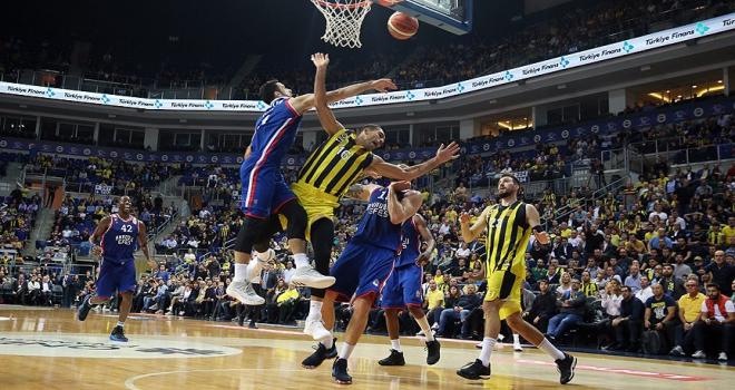 Fenerbahçe potada galibiyet serisini sürdürdü