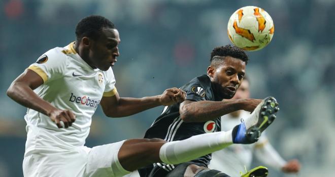 Beşiktaş, Belçika deplasmanında