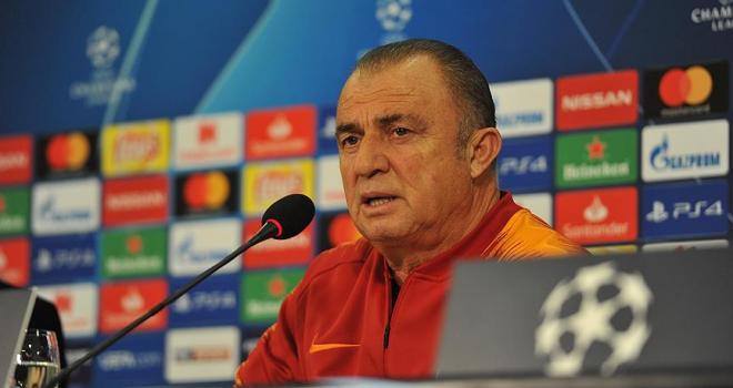 Galatasaray Teknik Direktörü Fatih Terim: Kaybetmemiz halinde ikincilik iddiamız çok zayıflar