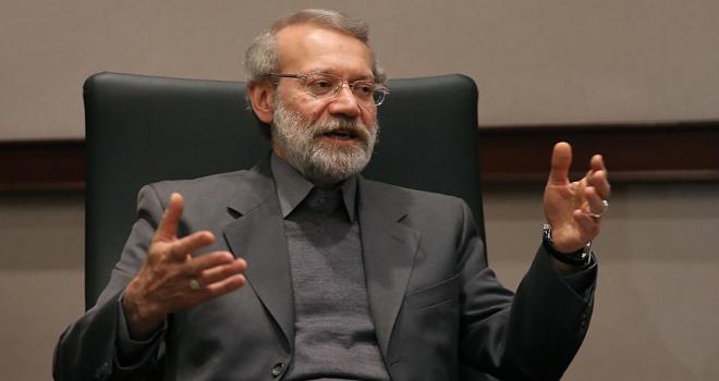 İran Meclis Başkanı Laricani: Trumpın davranışları öngörülemeyen şartlar doğurdu