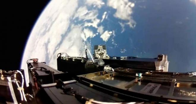 Rocket Lab ilk ticari uydu fırlatışını yaptı