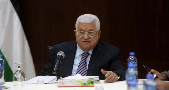 Abbastan Filistin yönetimine olağanüstü toplantı çağrısı