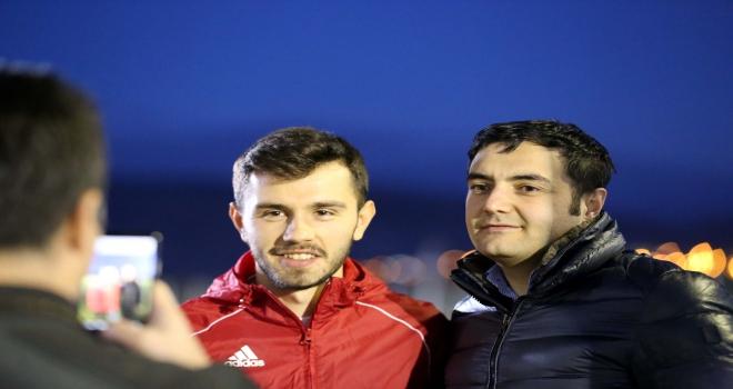 Demir Grup Sivassporda Çaykur Rizespor mesaisi başladı