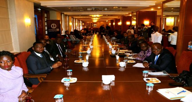EskişehirAfrika Ülkeleri Sanayi, Turizm ve İş Konseyi